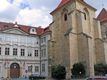 Praha. Genius loci Gotic