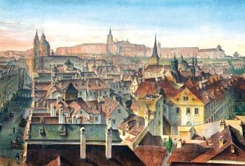 Praha. Genius loci Hrad2