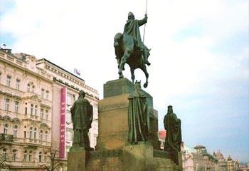 Praha. Genius loci Vaclav