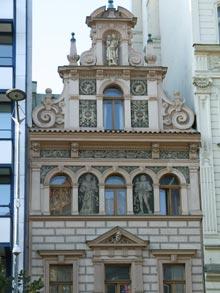 Praha. Genius loci Vaclavak2