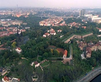 Praha. Genius loci Vysehrad2