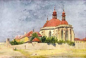 Praga Mystica Karlov