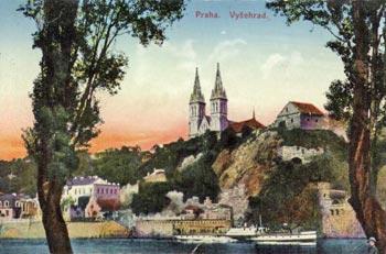 Praga Mystica Vysehrad